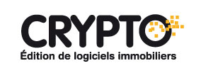 Edition de logiciels immobiliers CRYPTO